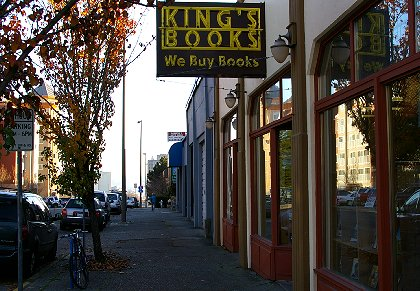 King's Book Store in Tacoma, Washington - image.