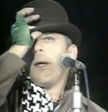 Ian Dury - photo.