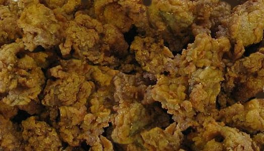 Fried oysters from Anthony's Homeport At Point Defiance in Tacoma - image.