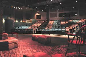 The Centerstage Theatre in Federal Way.