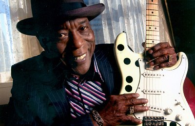 The fantastic Buddy Guy.