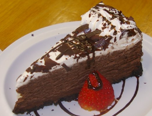 Chocolate Mousse Cake at The Chili Parlor in Tacoma - image.