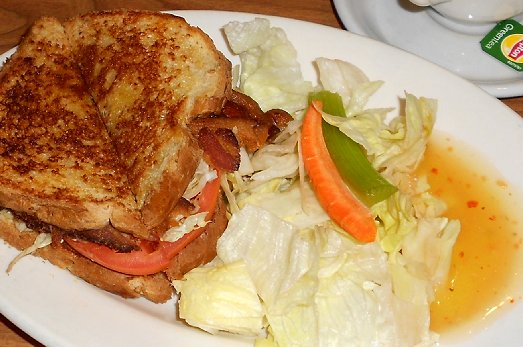 The BLT at Be's Restaurant West Seattle - image.