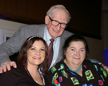 Don Hansen, Emily Cook and her mom Sylvia, Washington - image.