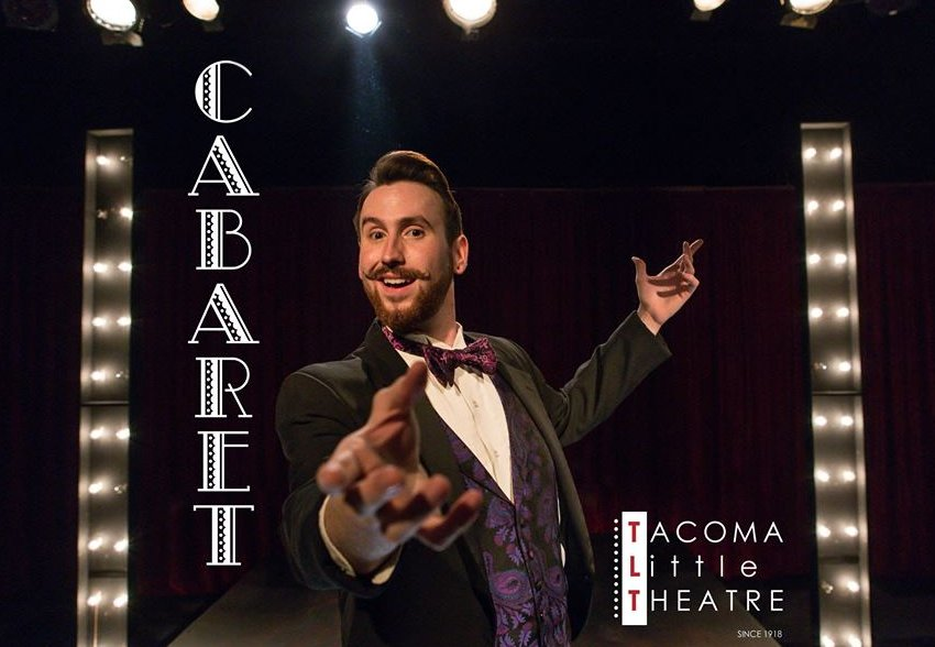 Mauro Buzzo - Photo by DK Photography - Cabaret at Tacoma Little Theatre - image.