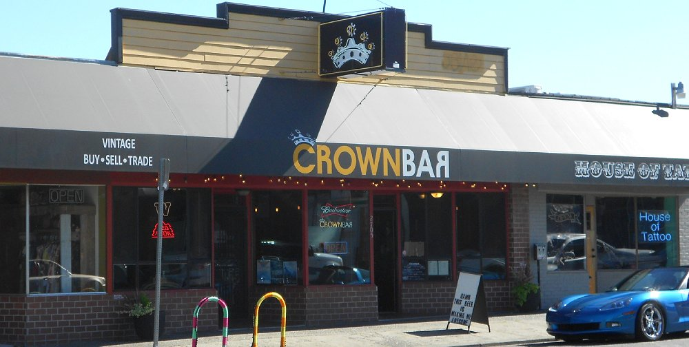 The Crown Bar on Sixth Avenue in Tacoma - image.