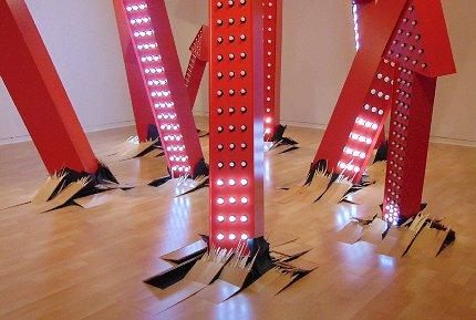 Exhibit at the Frye Art Museum on Capitol Hill in Seattle Washington - image.