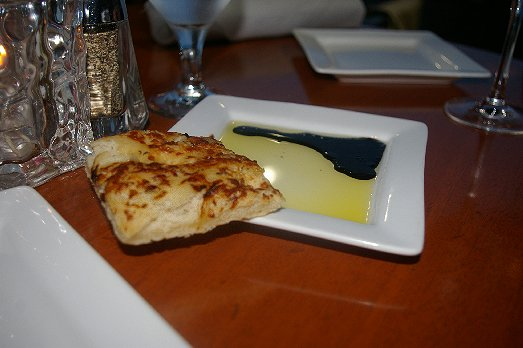 Focacia bread from Shenanigans Restaurant on Ruston Way in Tacoma - image.