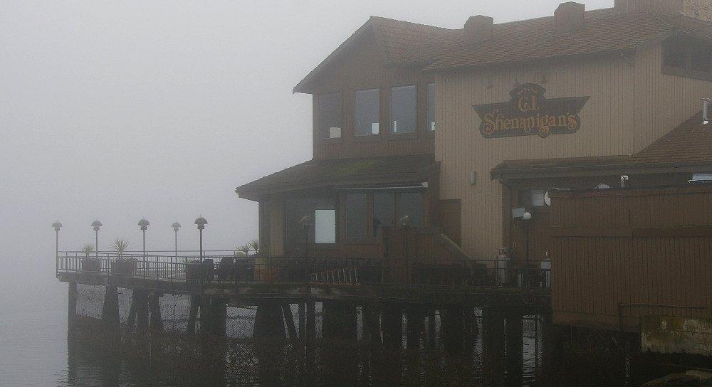 Shenanigans Restaurant on Ruston Way in Tacoma - image.