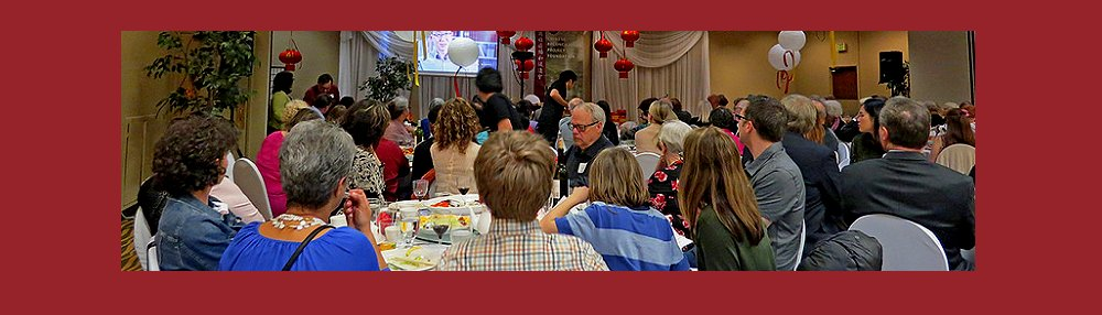 Guests enjoying themselves at the Chinese Reconciliation Foundation Project Dinner in Tacoma - image.