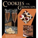 Cookies for Grown-Ups book - image.