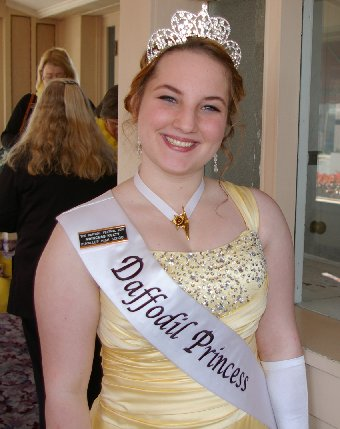 2016 Daffodil Princess Kelty of Puyallup High School - image.
