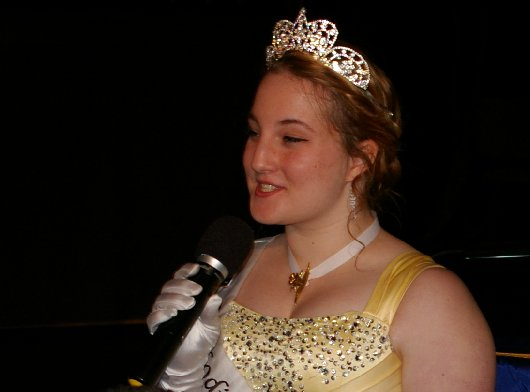 Princess Kelty speaking before the Rotary Club of Tacoma #8 - image.