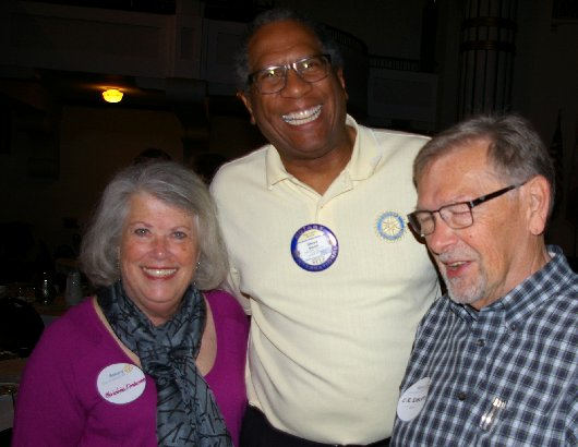 Christine Anderson, Steve Smith, and CR Roberts - image.