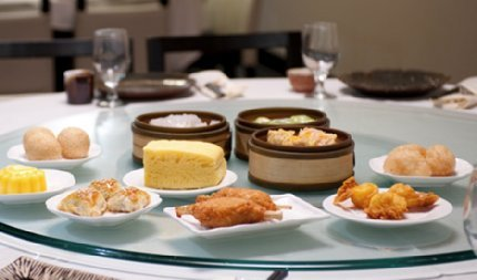 Dim Sum from the OAsian Kitchen in Seattle - image.