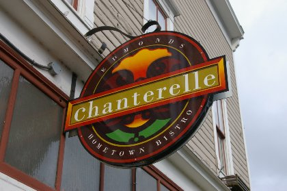 Chanterelle Restaurant in Edmonds, Washington - image.