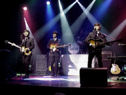The Fab Four at the Snoqualmie Casino.