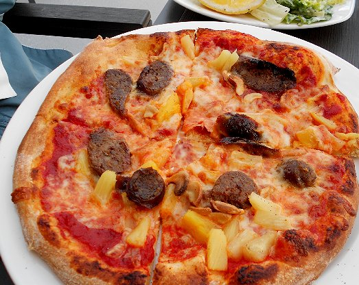 Pizza at Farrelli Pizza at Point Ruston - image.