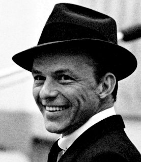 Frank Sinatra during the Capitol Years.