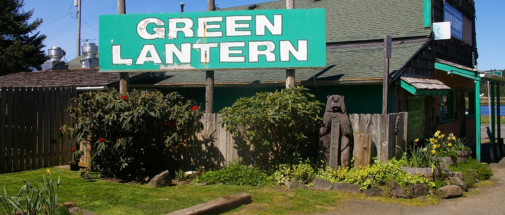 Green Lantern Pub in Copalis Washington - image.
