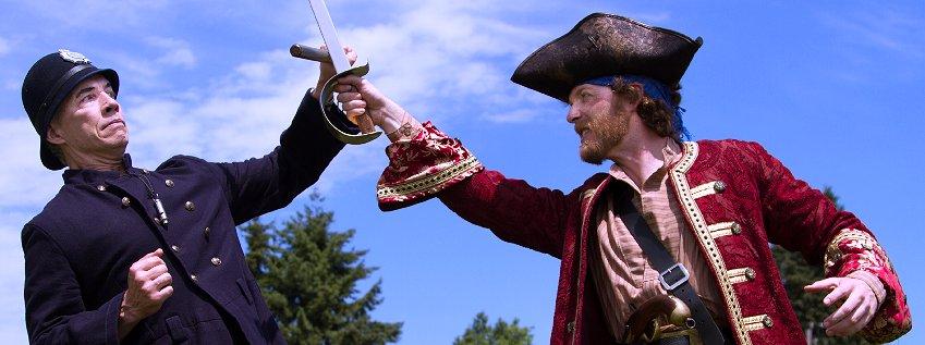 Pirates of Penzance - Seattle Gilbert & Sullivan Society Review, Pirates of Penzance Review, Pirates of Penzance - Seattle Gilbert & Sullivan Society Review - Seattle Washington WA.