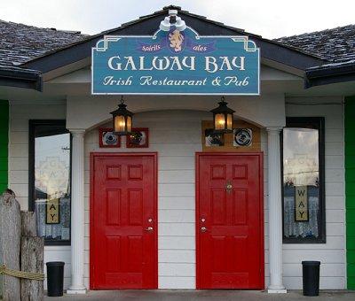 The Galway Bay Irish Restaurant and Pub.