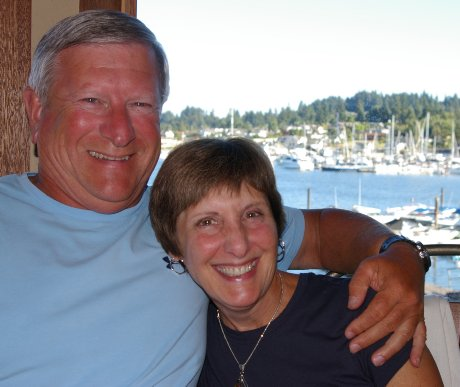 Jeff and Judi Wilbert in Gig Harbor, Washington - image.