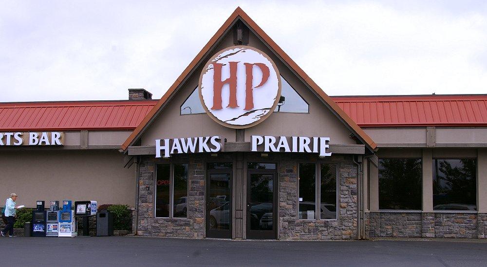 Hawks Prairie Restaurant in Lacey, Washington.