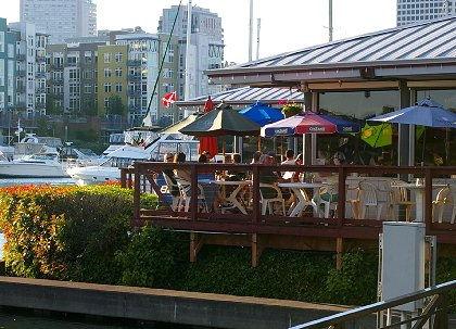 Johnnys Dock restaurant in Tacoma, Washington - image.
