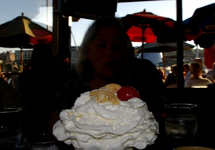Hot Fudge Sundae in Tacoma, Washington - image.