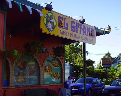 The El Gitano Restuarant in La Conner, Washington - photo.