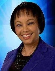 KOMO-TV newscaster Connie Thompson.