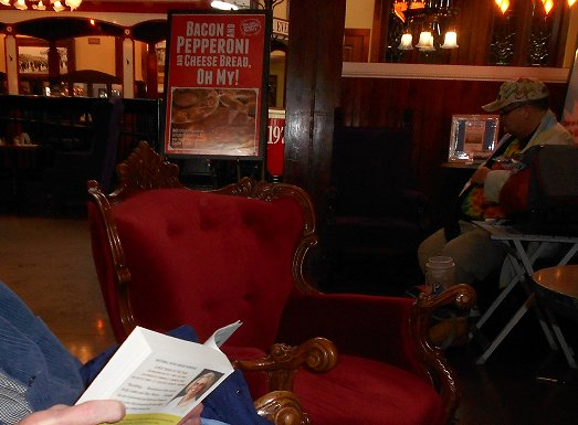 The Sitting Room at the Lynnwood Old Spaghetti Factory - image.