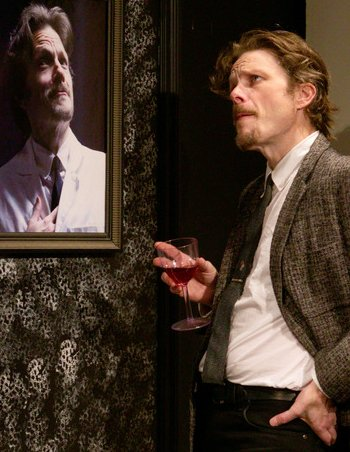 Tom Stewart in Welcome to My Secret Lair at Theater Schmeater - image.