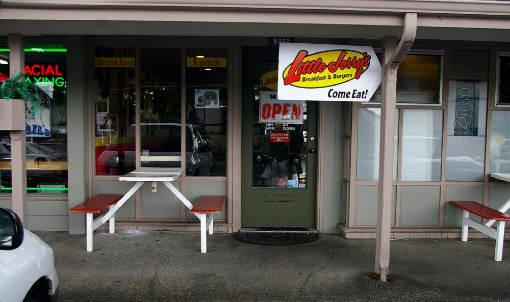 Little Jerry's in Tacoma on Park Avenue - image.