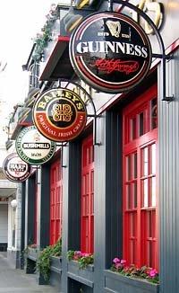 T.S. McHugh's Irish Pub & Restuarant.
