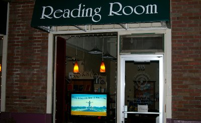 The Reading Room in Olympia - photo.