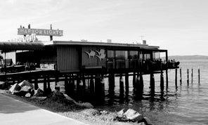 The Harbor Lights restaurant in Tacoma, Washington.