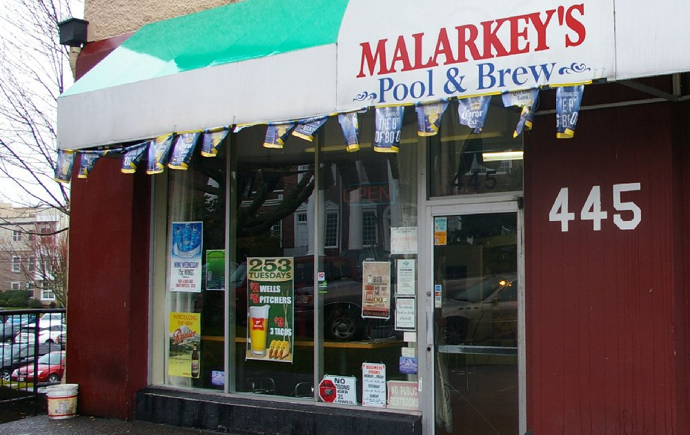 Malarkey's Pool & Brew in Tacoma - image.