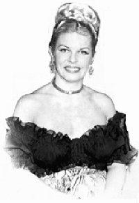 Beautiful Martha Raye.
