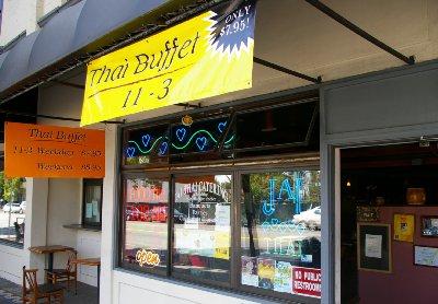Jai Thai restaurant on Capitol Hill in Seattle.