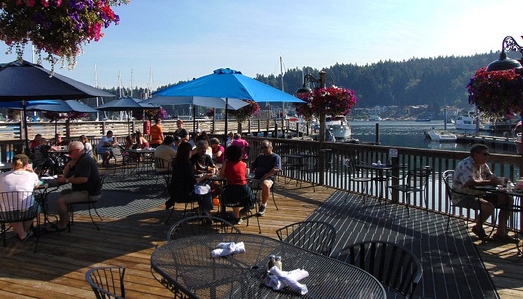 Netshed No 9 Restaurant Review Gig Harbor 2015