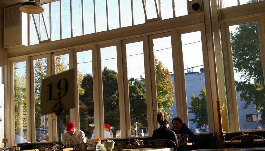 Oddfellows Café and Bar.