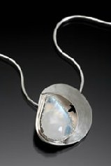 Silver jewelry by  Jan Sogge.