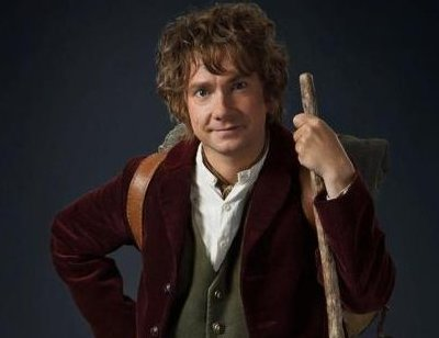 Martin Freeman in The Hobbit.