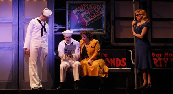 On the Town at Seattle 5th Avenue Theatre - Photo: Chris Bennion.