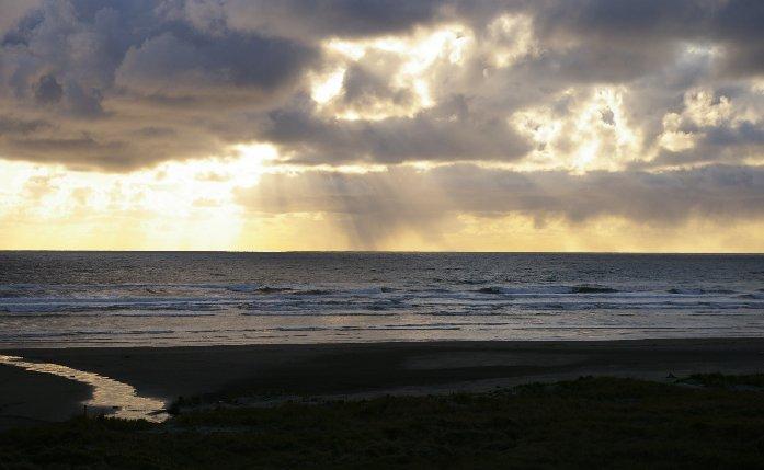 A Quick Trip to Ocean Shores.