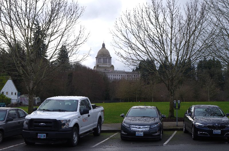 Downtown Olympia - image.