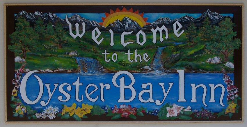 Oyster Bay Inn Bremerton WA Washington.