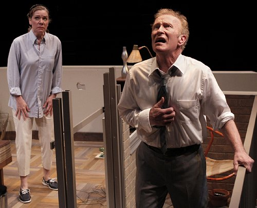Prisoner Of Second Avenue Review At Act Theatre In Seattle